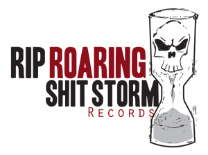 Rip Roaring Shit Storm logo