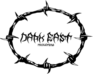 dark east productions logo