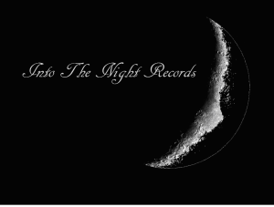 Into the Night Records logo